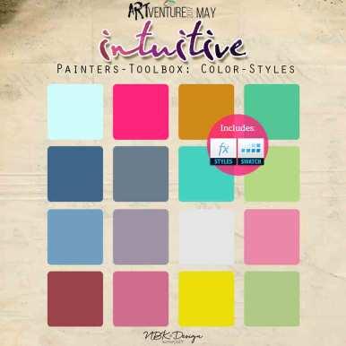 nbk-intuitive-PT-Color-Styles