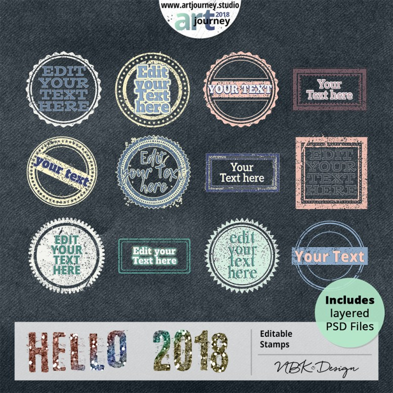 nbk-HELLO2018-stamps