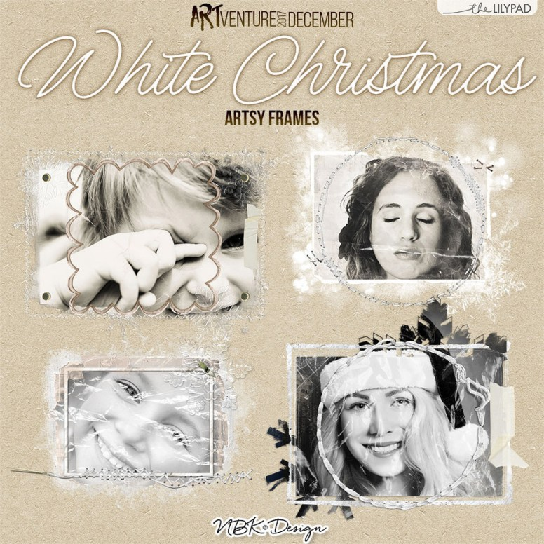 nbk-whitechristmas-artsyframes