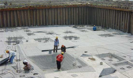 Sustainable Waterproofing Technology