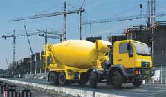 Advancements in Concrete Equipment