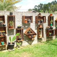 Recycling in the Garden- more projects