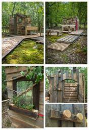 Forest bathroom!