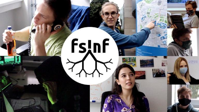 Thumbnail des Fachschaft Informatik Imagefilms - Szenen aus dem Film