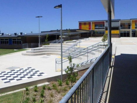 Outdoor Play & Learning Areas - Oran Park Public School