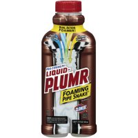 Product Review: Liquid Plumber Foaming Pipe Snake ...
