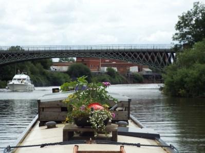Mythe Bridge, Tewkesbury
