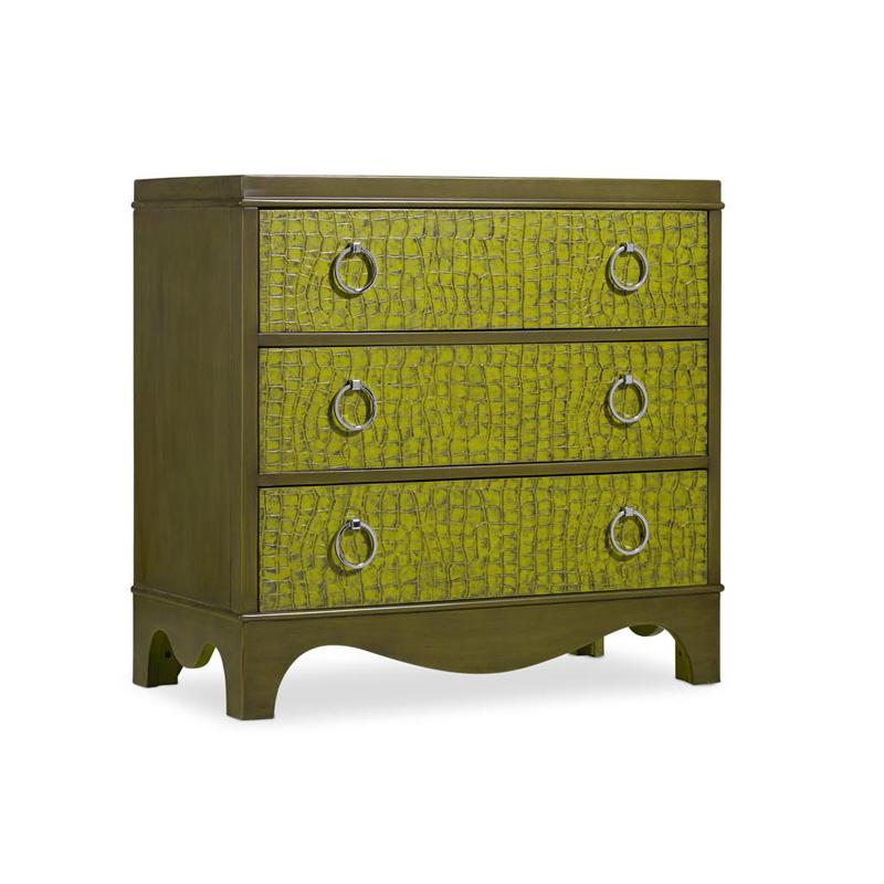 Green Semblance Chest Heavner Furniture Market