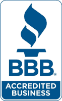 Transparent - Vertical BBB Accredited Business