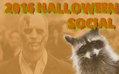 Halloween Social 2016