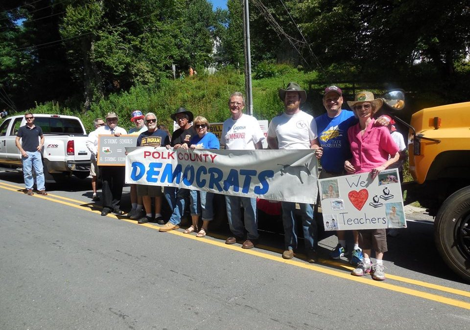 News from the Polk County Democrats