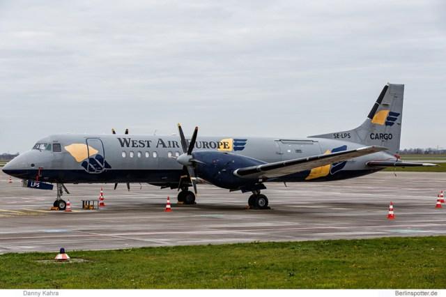 West Air Europe, BAe ATP SE-LPS