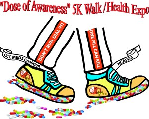 Dose of Awareness 5K Walk and Health Expo @ Ygnacio Valley Park  | Concord | California | United States
