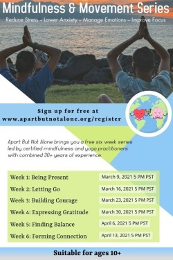 Mindfulness & Movement Series