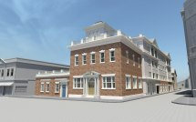 Nca Plans Transform Historic Exchange Building