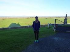 Cashel and sun!