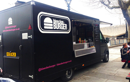 Insuring your street food business