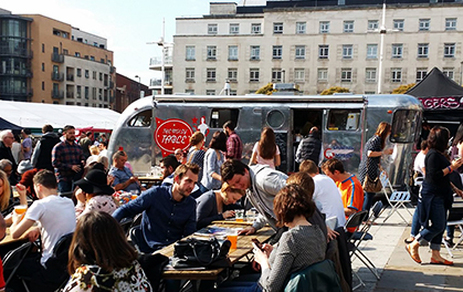 Insure Your Street Food Business