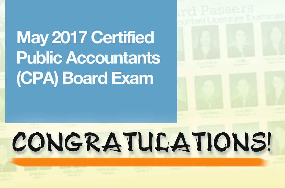 CPA board passers image