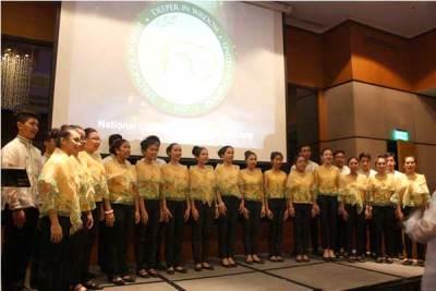 NCBA Coral (Service Awards Ceremony)