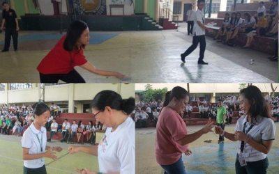 NCBA Taytay College Teachers Day 2017