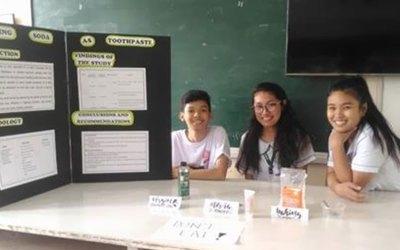 NCBA Cubao HS Academic Week