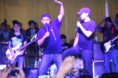 Parokya ni Edgar Concert (NCBA Fairview)