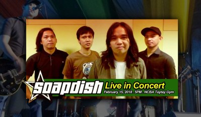 Soapdish Live in convert