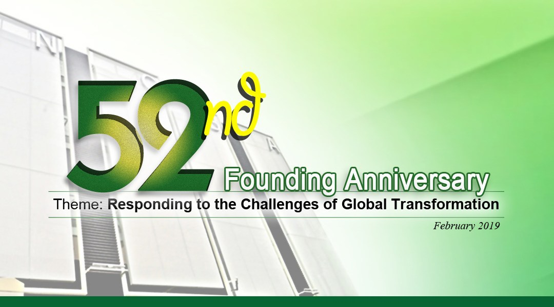 NCBA Celebrates its 2nd year into its Golden Era