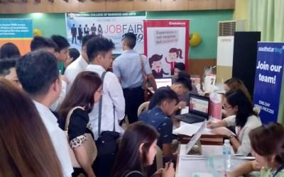 NCBA Initiates Job Fair
