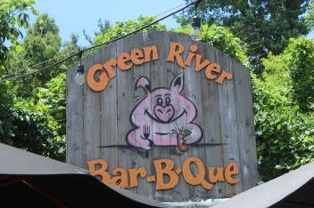 Green River Bar-B-Que