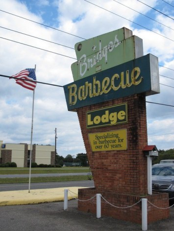 Red Bridges Barbecue Lodge