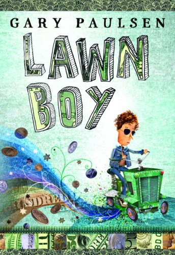 Lawn Boy by Gary Paulsen