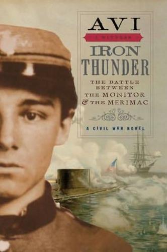 Iron Thunder by Avi