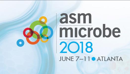 NCBI attending ASM Microbe 2018 June 7-11