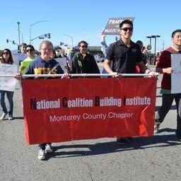 NCBI marching in the MLK Day Parade!
