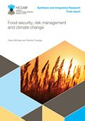 Food security, risk management and climate change