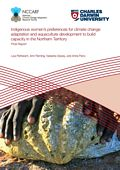 Indigenous women's preferences for climate change adaptation and aquaculture development to build capacity in the Northern Territory