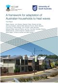 A framework for adaptation of Australian households to heat waves