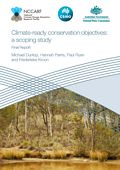 Climate-ready conservation objectives: A scoping study