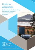 Limits to Adaptation: Limits and barriers to climate change adaptation for small inland communities affected by drought