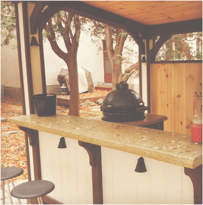 Outdoor Kitchens  North Country Outdoor Living  Outdoor Kitchens Ottawa ON  North Country