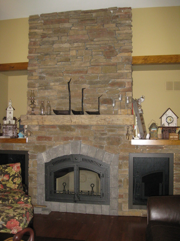North Country Carpentry Fireplace Mantels Wooden
