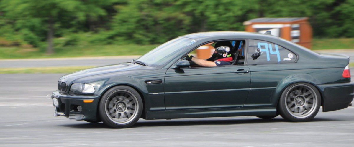 NCC Autocross E46 M3