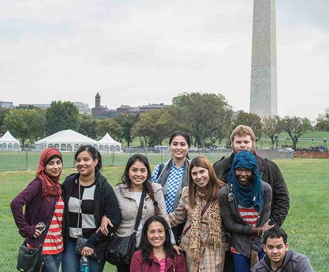 Journey through the lens of multicultural students
