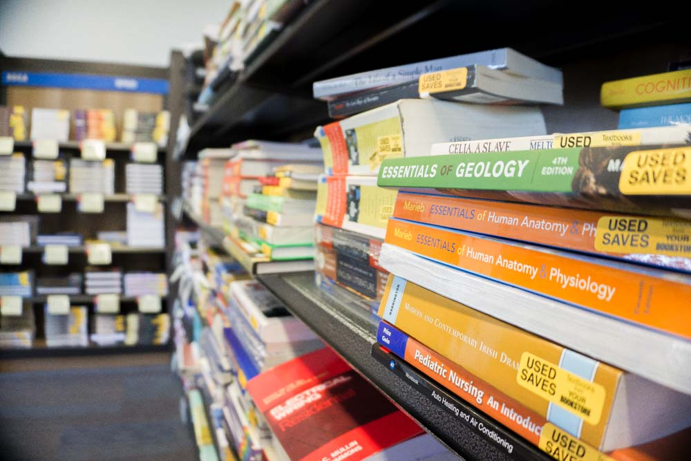 The truth about textbook prices – The Commuter