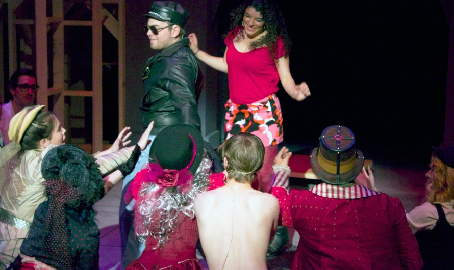 Rocky Horror invades NCC: Notes from inside the Time Warp