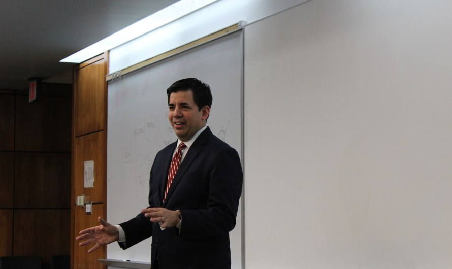 Political Science Club hosts McElwee Forum