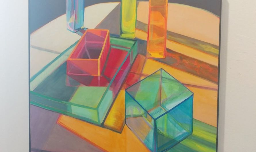Parallel Lines – An Exhibition of Paintings