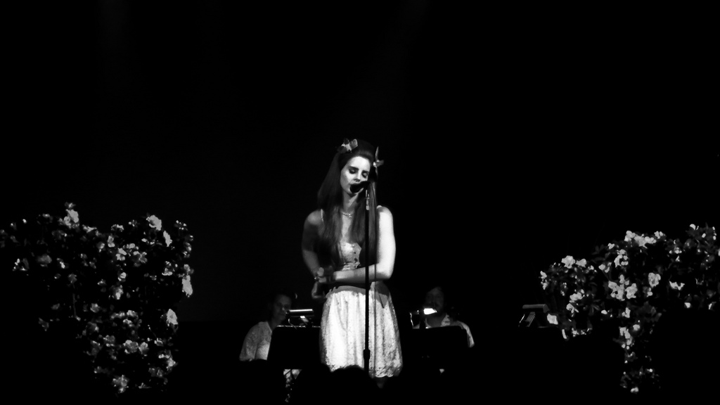 Preview a new Lana Del Rey song written after Coachella